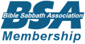 Bible Sabbath Assoc. Annual Membership